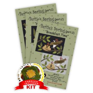 Bertie's Spring Kit