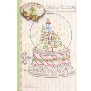 Snow Globe Patterns & Quilt Assembly