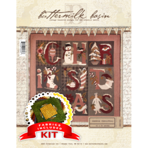 Merrie Christmas (Cotton) Kit