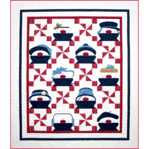 Snowday…Sewday Quilt Pattern