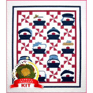 Snowday…Sewday Quilt Kit