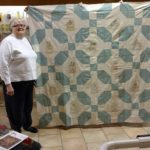 Block of the month?!? Barbara has hers done four months ahead of us!