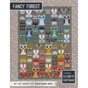 Fancy Forest – Animal Sampler Quilts