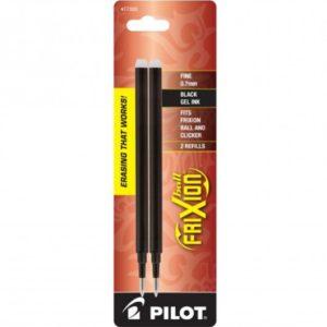 Frixion Pen Refills – black