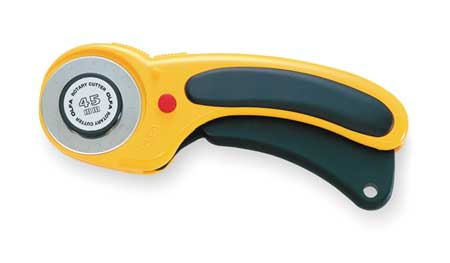 Ergonomic Rotary Cutter – 45 mm