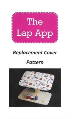 Lap App Replacement Cover Pattern