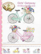 Girls' Getaway #4 Bicycles & Lace