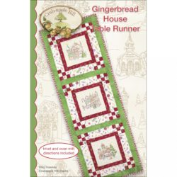 gingerbread runner