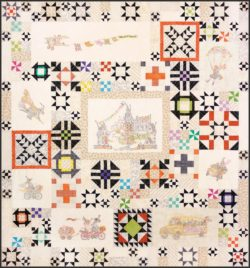 Stitchwitch Spellbinders Quilt Show – Full Set